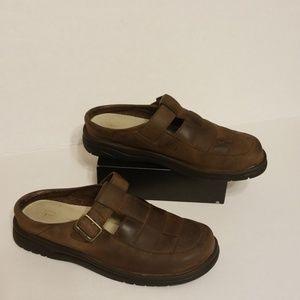 Teva Eastport leather loafers women's size 6